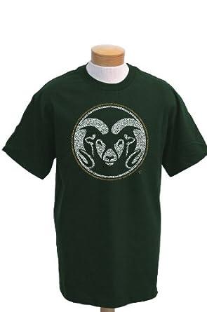 Buy NCAA Colorado State Rams Biggies Short Sleeved T-Shirt by CI Sport