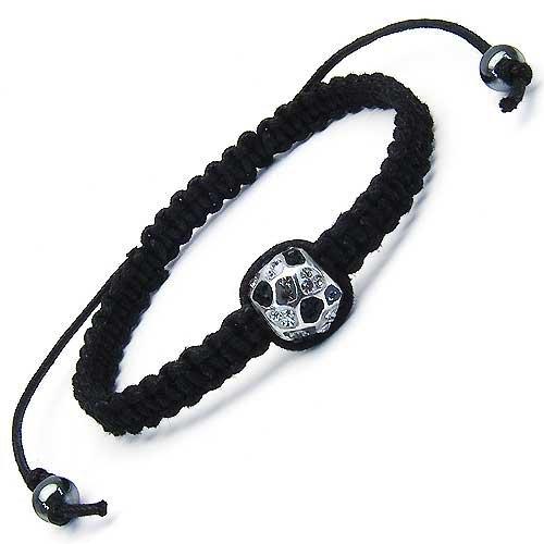 Tashan American Diamond Silver Bracelet
