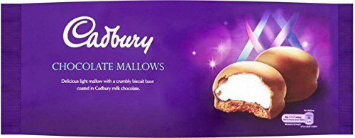 Cadbury Chocolate Mallows (250g)