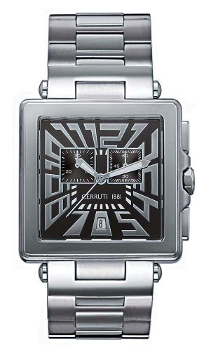Cerruti Swiss Made Collection C CT064321003- Orologio da uomo