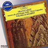 Liszt - Années de Pèlerinage : Italie / Deux Légendes