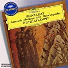 Liszt - Ann�es de P�lerinage : Italie / Deux L�gendes