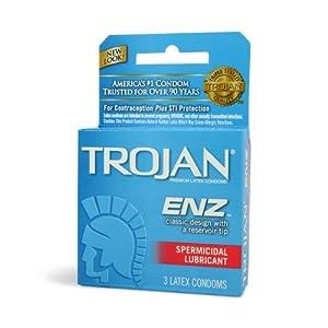 Spermicidal Condoms - Undercover Condoms