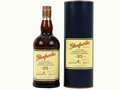 Glenfarclas 25 Years Old Highland Single Malt 43% 0,7L Picture