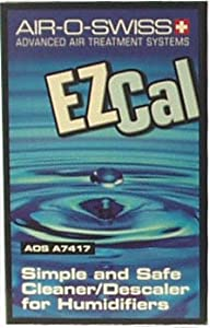Air-O-Swiss AOS 7417 EZ Cal - Cleaner/Descaler - 3 pack