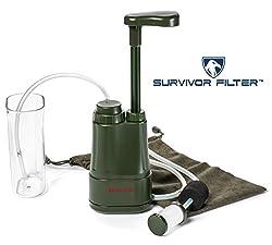The Survivor Filter PRO Review