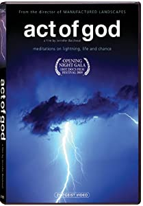 NEW Act Of God (DVD)