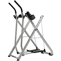 Gazelle Freestyle Machine with Workout DVD & Water Bottle