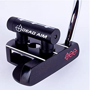 Dead Aim 3D Mallet Golf Putter by Dead Aim