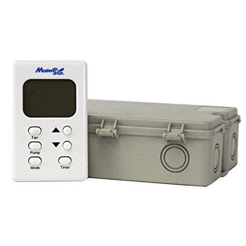 masterstat thermostat for evaporative coolers home garden. Black Bedroom Furniture Sets. Home Design Ideas