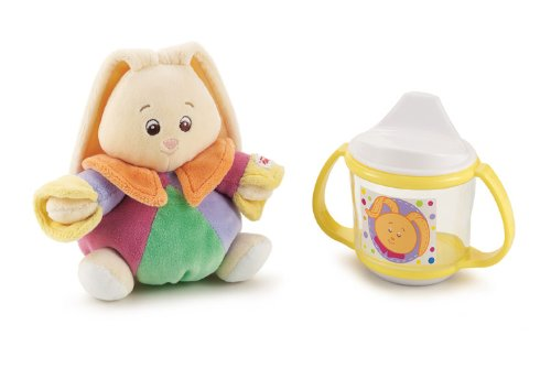 Trudi Plush and Mug Gift Set, Bunny, Newborn