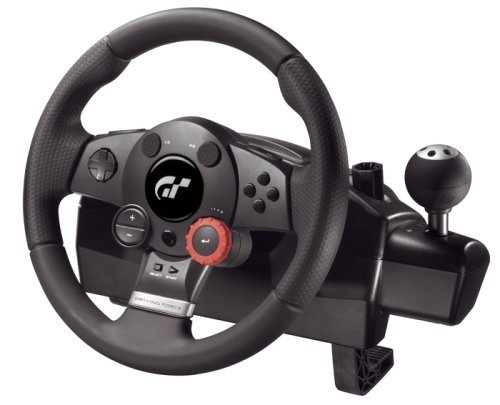 LOGITECH 941-000019 Driving Force GT for PS3 - Official Wheel of Gran Turismo