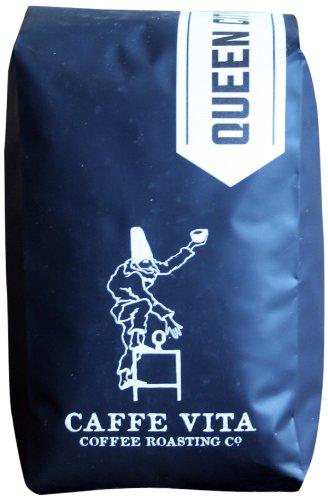 Caffe Vita Queen City Whole Bean (Medium-Dark), 12 oz (Vita D Sol compare prices)