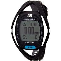 [ニューバランス]new balance 腕時計 EX2 901 心拍計測機能搭載ランニングウォッチ ブラック×ブルー EX2-901-001 メンズ 【正規輸入品】