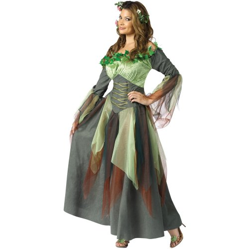 Fun World Women's Mother Nature Adult Costume