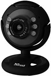 Trust 16429 SpotLight - Webcam con conector USB 2.0