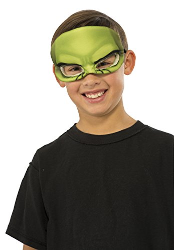 Rubie's Costume Marvel Universe Hulk Child Costume Plush Eye Mask