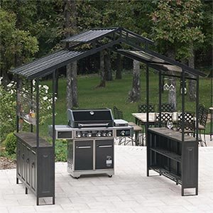 Grill Roof Design Ideas, Pictures, Remodel and Decor