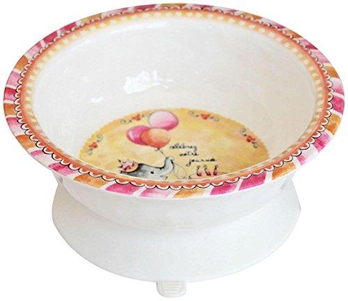 BABY CIE DANI Celebrer Votre Journee Textured Suction Bowl