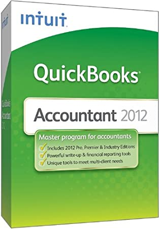 QuickBooks Accountant 2012 [OLD VERSION]