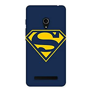 Special Premier Yellow Day Multicolor Back Case Cover for Zenfone 5