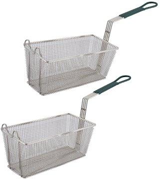 Culinary Depot Fryer Basket 13-1/4