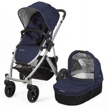 New UppaBaby Vista Stroller - Taylor (Indigo)