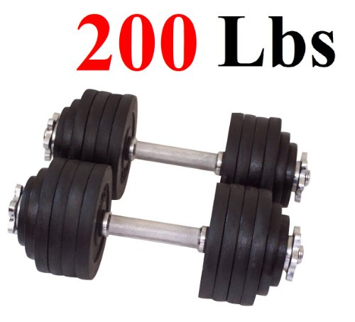 one-pair-of-adjustable-dumbbells-kits-200-lbs-100lbs-x-2pc