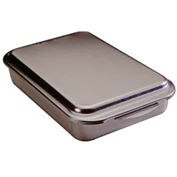 Cake Pan With Lid Cover For Storage Or Carry Handle