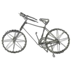 Draht deko fahrrad for Deko amazon