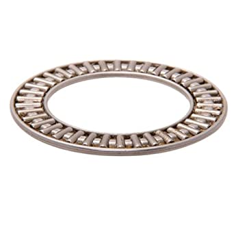 3/4 I.D., 1 1/4 O.D., 5/64 Thk., Cylindrical Roller Thrust Bearings (1 Each)