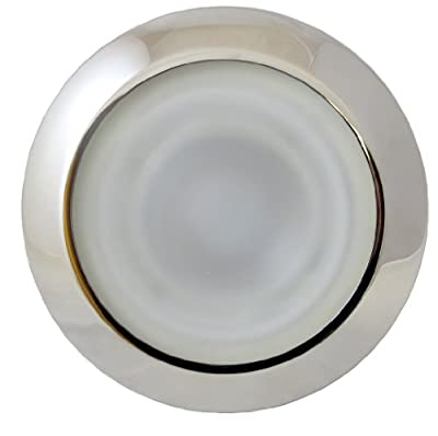 ITC (69235SS-9-6K-DB) 6-Inch Corona LED Overhead Light/Screw Mount
