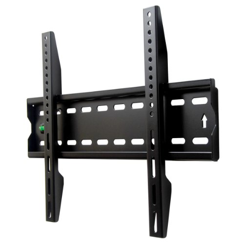 Videosecu Low Profile Ultra Slim Lcd Led Plasma Tv Wall Mount For Emerson 32 Inch Lc320Em1 Lc320Em2 Lc320Em3F Lc391Em3 Lc401Em2 Lc401Em3F Lc501Em3 Flat Screen M37