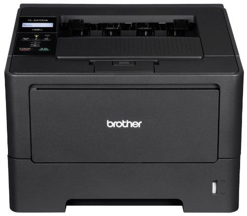 Brother Ehl5470Dw Refurbished Wireless Monochrome Printer