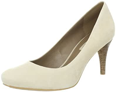 ECCO Women's Lisbon Pump,Seasame,39 EU/8-8.5 M US