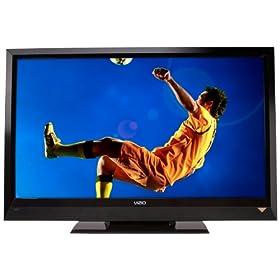 VIZIO E470VL 47-Inch 120 Hz 1080p LCD HDTV, Black