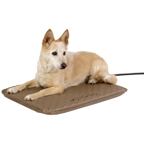 Lectro-SoftTM Heated Dog Pad with Cover Size: Medium