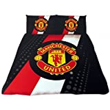 Manchester United Football Double Duvet Cover Set *ms
