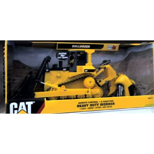 CATERPILLAR CAT REMOTE CONTROL HEAVY DUTY WORKER TOY