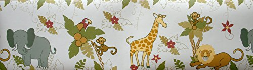 Sahara Animals WallBorder - 1