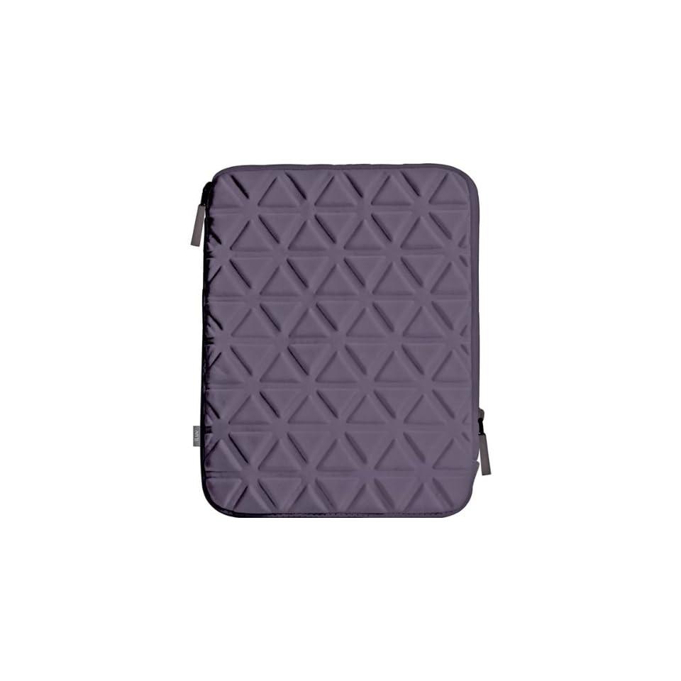 iLuv Black Neoprene Sleeve For iPad 2G