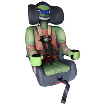 New KidsEmbrace Teenage Mutant Ninja Turtle's Harness Booster