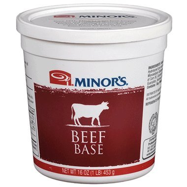 Minor's Original Formula Beef Base, 16 ounce by Nestle Professional
