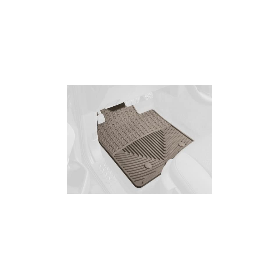 WeatherTech All Weather Floor Mat for Select Mercedes Benz Models