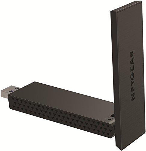 NETGEAR WiFi 無線LAN 子機 11ac/a/b/g/n 867+300Mbps 3年保証 A6210-100JPS