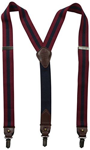 Tommy-Hilfiger-Mens-32mm-Stripe-Suspender-With-Clip-and-Button-End-With-Strap