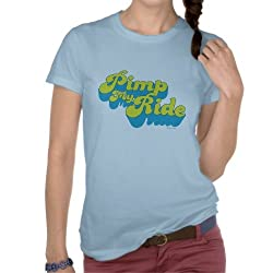 Pimp My Ride: Logo Tee - Girls