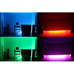 led deckenleuchte led tube deckenlampe leucht licht lampe rgb smd price. Black Bedroom Furniture Sets. Home Design Ideas