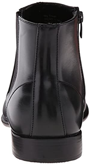 Kenneth Cole Unlisted Men's My Treat Boot, Black, 11 M US