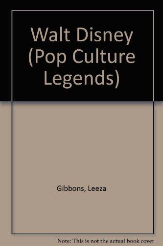 Walt Disney (Pop Culture Legends)